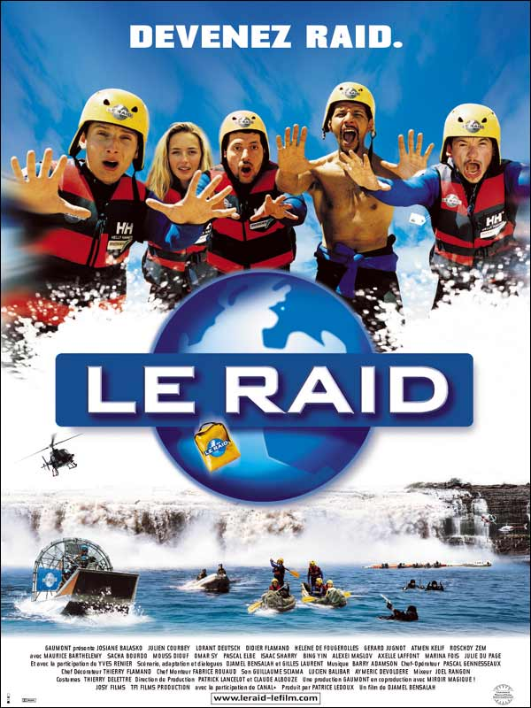Le Raid – Barry Adamson (Full Score)